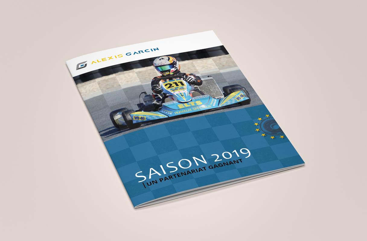 Alexis GARCIN / Brochure sponsors 2019